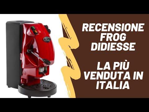 """Recensione Frog Didiesse Macchina del caffè a cialde """"Borbone"""" - Pro e Contro - PROMOSSA ma..."""